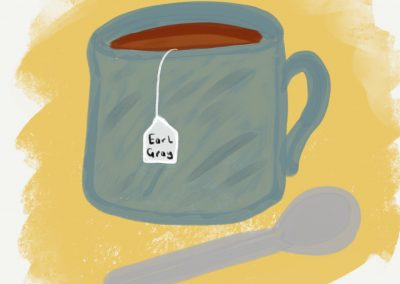 Cup of Early Grey